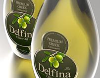 Delfina Olive Oil