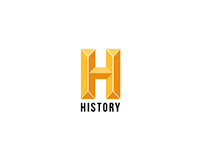 HISTORY CHANNEL BRAND IDENTITY
