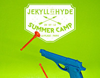 Flyer / Summer Camp by Jekyll&Hyde 2012