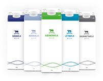 Mælkebøtte - Dairy products