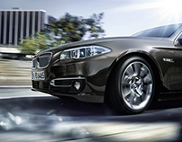 BMW 5series Touring 2013 Launch