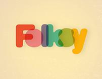 Folksy Identity Refresh