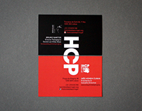 Hot Club Portugal Business Card