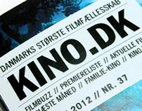 Redesign af Kino.dk magasinet