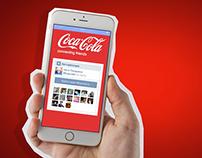 Coca-cola. Teens case