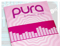 Revista Pura (redesign)
