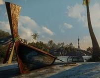 Crysis 3 MP DLC - Coastline