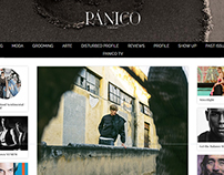 I Am so Lonesome I could Cry/ PÁNICO Magazine