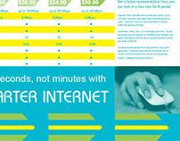 Charter Internet Brochure