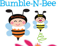 Bumble-N-Bee Graphics & Branding