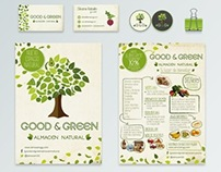 Good & Green | Brand Development