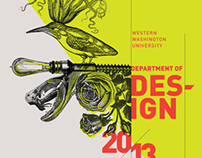 Senior Brand / Western Wash. University Design Program