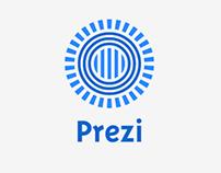 Presentations in Prezi