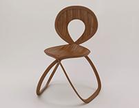 """Line"" chair"