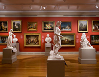 INSTALLATIONS--CHRYSLER MUSEUM OF ART