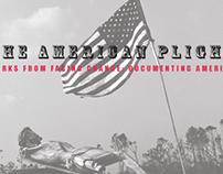 AMERICAN PLIGHT--DESIGN STUDIO PACKET