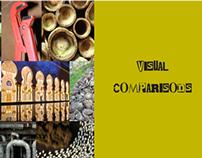 VISUAL COMPARISONS-GRAPHIC DESIGN BOOK