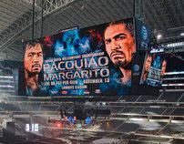Pacquiao vs. Margarito Event Graphics