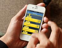 App Carris (redesign)