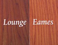LOUNGE EAMES, Brochure