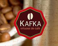 Kafka Café - Packaging