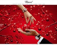 Chopard Valentine's Day - Digital Campaign