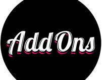 AddOns ( Womans Fashion & Accessories Shop ) Logo