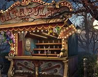 Luna Park for iPAD