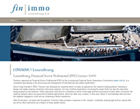 FINIMMO Luxembourg