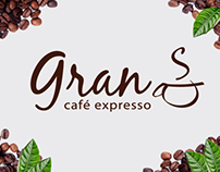 Identidade visual - Gran Café