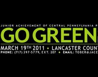 Junior Achievement Go Green Gala Event