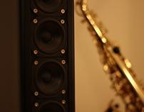 Line array loudspeakers