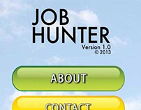Job Hunter by Reaching Hire mobile app