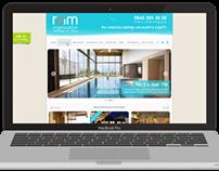 Website design for RAMorg
