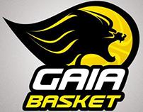Logo for Portuguese Basket Premier League team.