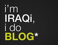 Iraqi Bloggers' Conference Poster Design