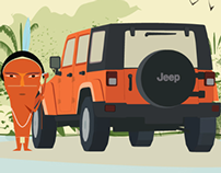 Jeep TRAVOA: The first translator of aboriginal voices