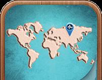 E-deprem, iPhone app