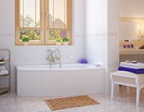 Bath Lorena Cornered
