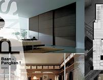 Kaloon House's interior projest