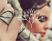 Tania Gil jewelry | Logo & Photography