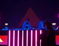Michał Mierzwa + Piotr Bejnar audio-visual live set