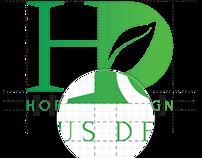 Hortus Design - Logo & Website Creation