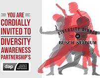 Diversity Dinner 2013 Invitation/Program