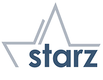 Starz Rebrand.