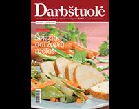 DARBŠTUOLĖ magazine