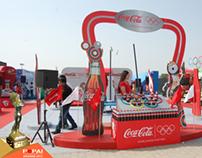 Coca-Cola YBM Exb