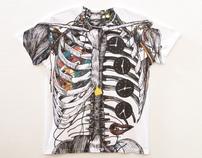 """body"" T-shirts series"