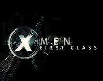 X-Men First Class // Pitch series / Comic Stroke (COPY)