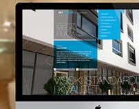 Sky Project website
